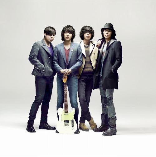 2011年「NHK全国学校音楽コンクール」課題曲を担当するflumpool (c)Listen Japan