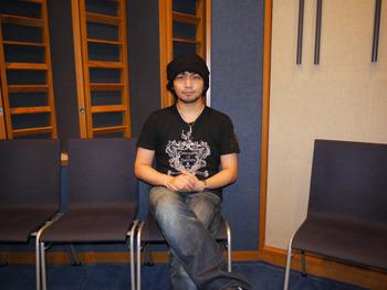 コメントを寄せて頂いた中村悠一さん (C)フロンティアワークス (c)ListenJapan