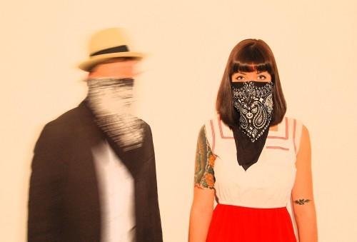 M.I.A.も認めたブルックリンの男女ユニット、スレイ・ベルズ (c)Listen Japan