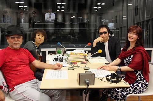 新作を発表した中島みゆきが「坂崎幸之助と吉田拓郎のオールナイトニッポンGOLD」に出演 (c)Lsiten Japan