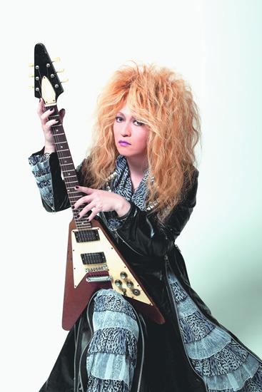 デビュー25周年を迎えた、筋肉少女帯/X.Y.Z.→Aのギタリスト・橘高文彦 (c)Listen Japan