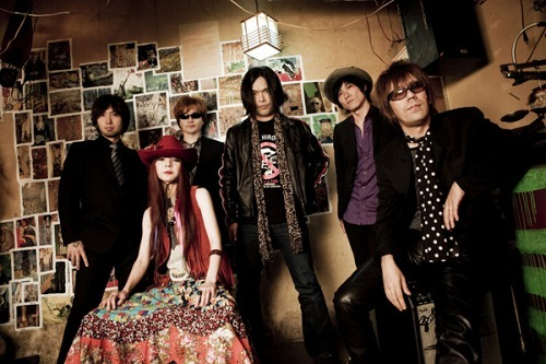 """ミクスチャー・ロック・バンド、""""ソウル・フラワー・ユニオン"""" (c)Listen Japan"""