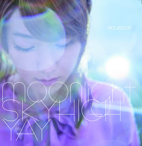 moumoon「moonlight / スカイハイ / YAY」CD+DVD仕様盤 (c)Listen Japan