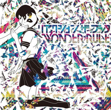 ミニアルバム『Wonder Rule』 (okmusic UP's)