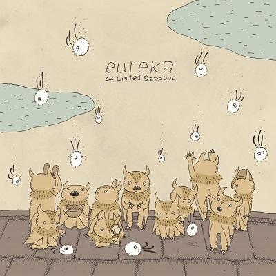 アルバム『eureka』【初回生産限定盤】(CD+DVD) (okmusic UP's)