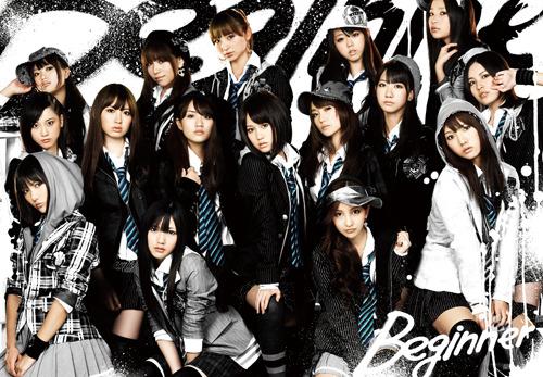 正に破竹の快進撃で年間シングルランキング1位に躍り出たAKB48 (c)ListenJapan