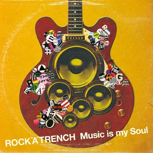 ROCK'A'TRENCH、2010年第2弾シングル「Music is my Soul」 (c)Listen Japan