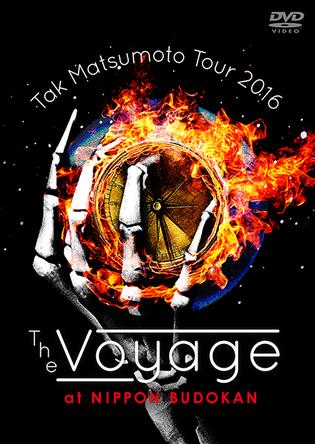 DVD『Tak Matsumoto Tour 2016 -The Voyage- at 日本武道館』 (okmusic UP's)