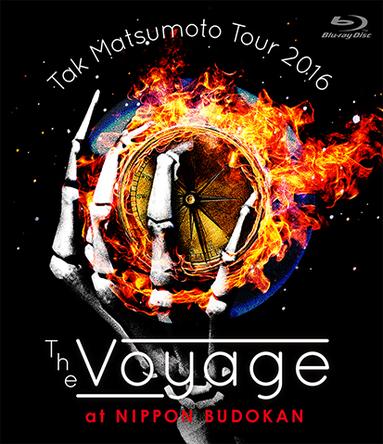 Blu-ray『Tak Matsumoto Tour 2016 -The Voyage- at 日本武道館』 (okmusic UP's)