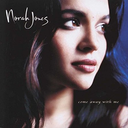 『Come Away With Me』('02)/NORAH JONES (okmusic UP\'s)