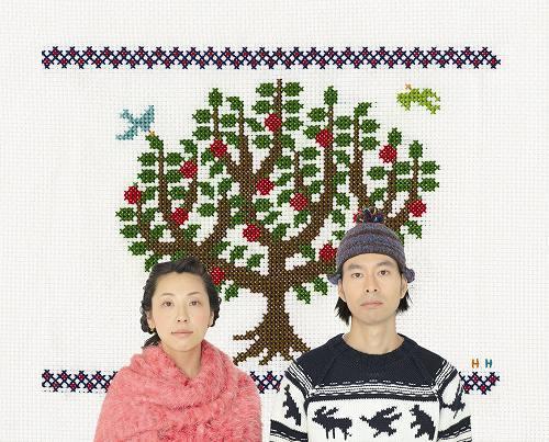 「アセロラ体操のうた」が着うたで人気のハンバートハンバート (c)Listen Japan