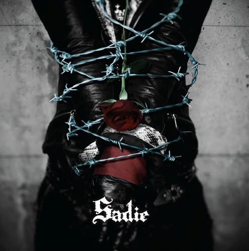Sadie「棘-toge-」初回限定盤ジャケット画像 (c)ListenJapan