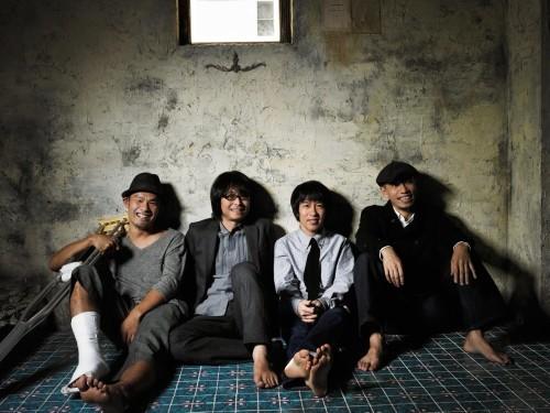 フラワーカンパニーズ、20周年ライヴとその後を収めたDVDリリース決定 (c)Listen Japan