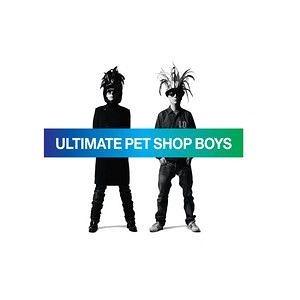 ペット・ショップ・ボーイズのベストアルバム『Ultimate Pet Shop Boys』 (c)Listen Japan