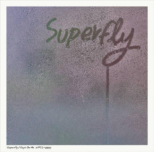 Superflyのニューシングル「Eyes On Me」 (c)Listen Japan