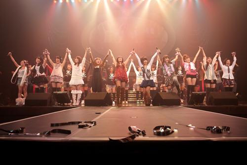 「アニサマ Girls Night」東京公演より (C)アニサマガールズナイト/AG-ONE (c)ListenJapan
