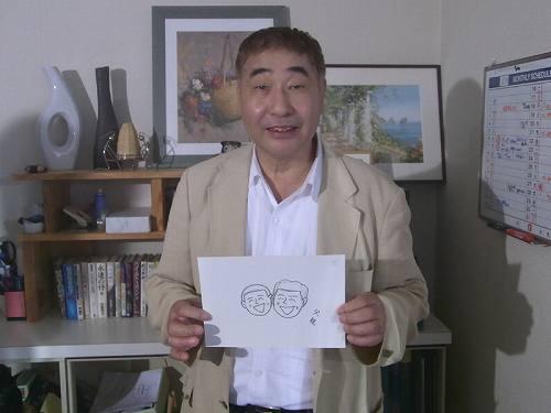 九州男「父親」のPVに漫画家・蛭子能収が主演 (c)Listen Japan