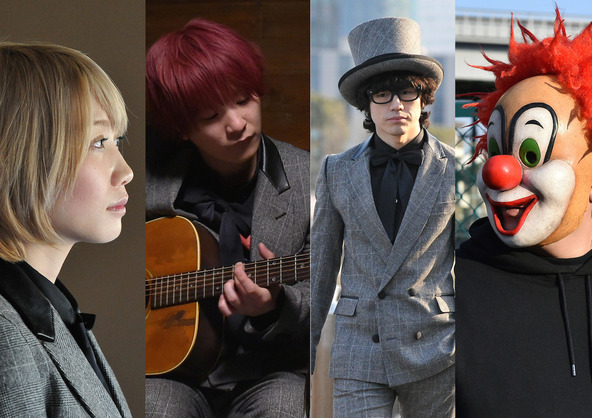 SEKAI NO OWARI (c)2014 TOKYO FANTASY FILM PARTNERS(okmusic UP\'s)