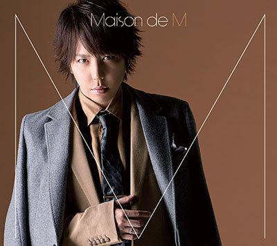 ミニアルバム『Maison de M』【初回生産限定盤A】(CD+DVD) (okmusic UP's)