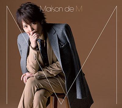 ミニアルバム『Maison de M』【初回生産限定盤B】(CD+DVD) (okmusic UP's)