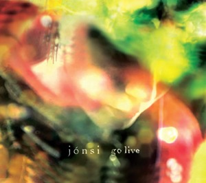 ヨンシー(シガー・ロス)来日記念盤『GO LIVE』 (c)Listen Japan