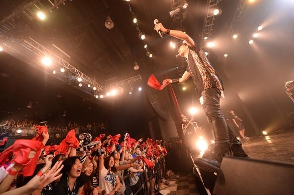 8月13日(土)@上海・浅水湾文化芸術センター Q HALL (c)KAINICHI ENTERTAINMENT INC.(okmusic UP's)