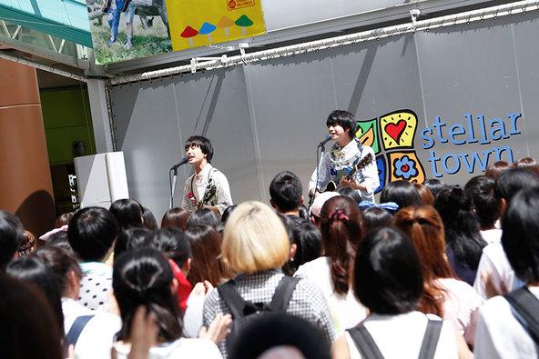 8月16日@大宮ステラタウン (okmusic UP's)