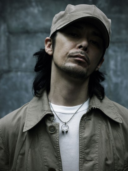 『ELECTRONIC TRIBE -YEBISU NEW YEAR'S PARTY 2011-』に出演が決まったDJ KRUSH (c)Listen Japan