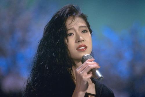 『夜のヒットスタジオ』で数々のヒット曲を披露してきた中森明菜 (c)Listen Japan