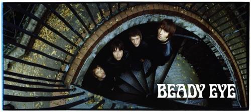 リアム・ギャラガーの新バンド、ビーディ・アイ (c)Listen Japan