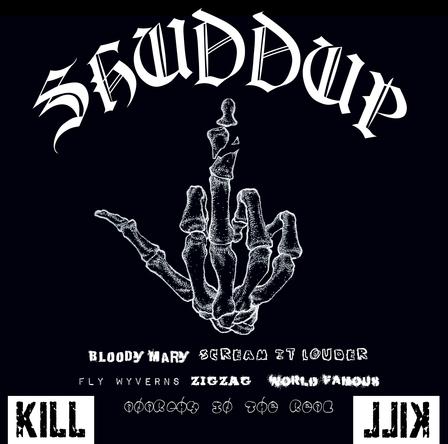 ミニアルバム『SHUDDUP』 (okmusic UP\'s)