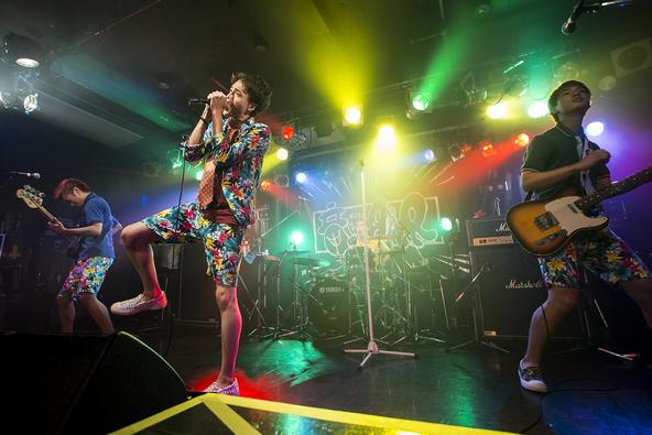 8月7日@東京・渋谷TSUTAYA (okmusic UP\'s)