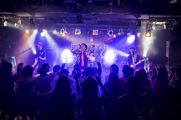 8月7日@東京・渋谷TSUTAYA (okmusic UP's)
