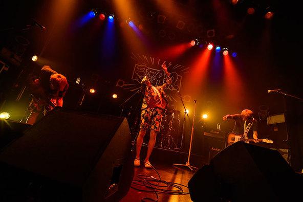 8月14日@大阪・阿倍野ROCKTOWN (okmusic UP's)