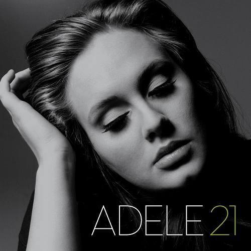 アデルの2ndアルバム『21』 (c)Listen Japan