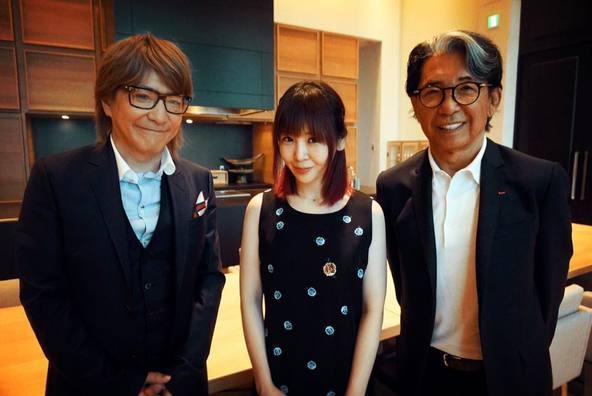 8月18日@「SEPT PREMIERES 」by Kenzo Takada記者発表会 (okmusic UP's)