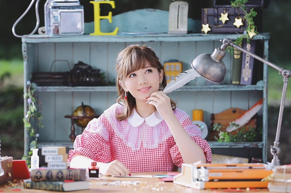「love letter」MV (okmusic UP's)