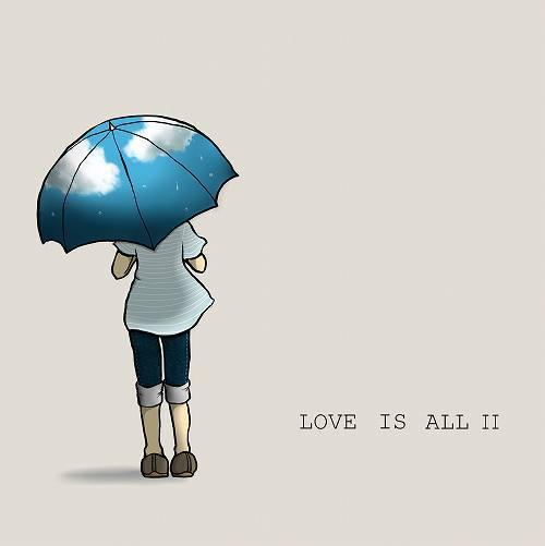 えたふかわりょうの楽曲「LOVE IS ALL」を謎のアーティストがカヴァー (c)Listen Japan