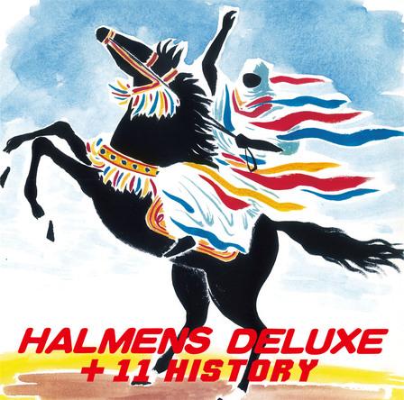 アルバム『ハルメンズ・デラックス+11ヒストリー』 (okmusic UP's)