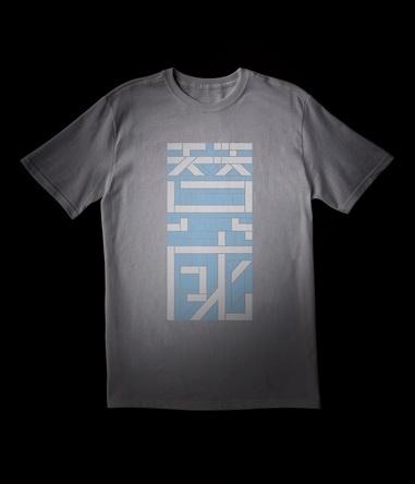 涅槃原則Tシャツ (okmusic UP\'s)