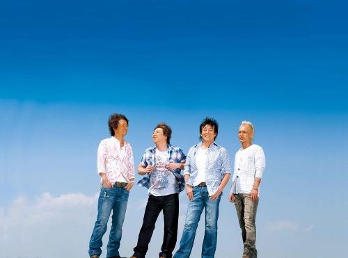 デビュー25年目を迎えたTUBE (c)Listen Japan