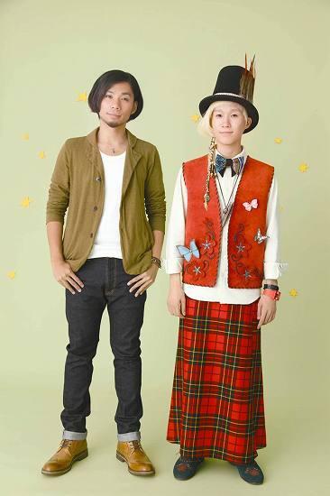 ファーストアルバムをリリースし現在ツアー中の吉田山田 (c)Listen Japan