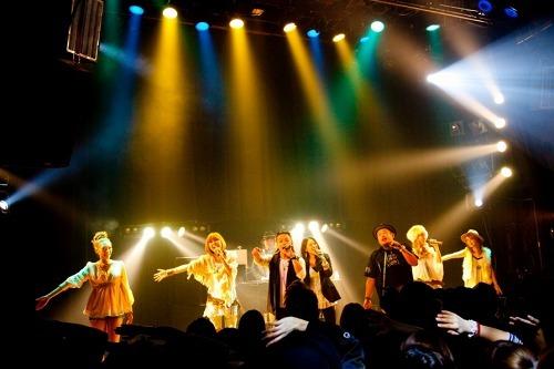 CLIFF EDGEの初主催イベント「Venus Beat Party」より (c)Listen Japan