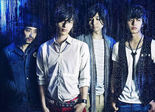 来年1月シングルとDVDを同時リリースするNICO Touches the Walls (c)Listen Japan