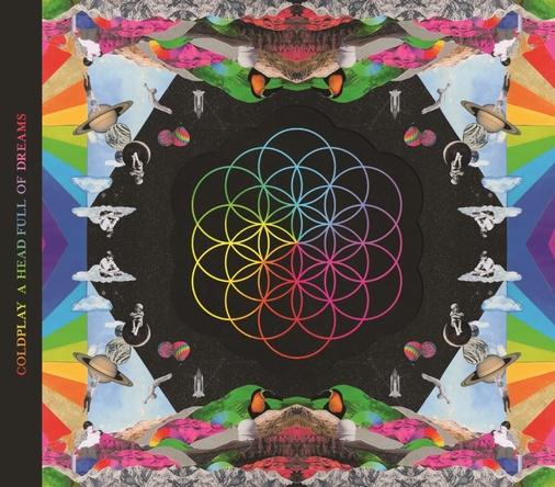 アルバム『A Head Full Of Dreams』 (okmusic UP's)