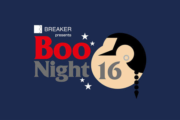 『Boo Night 2016』 (okmusic UP's)