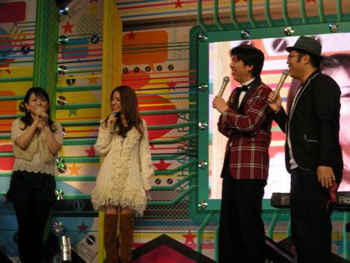 イベントに出演した牧野由依(画像左端) (c)ListenJapan