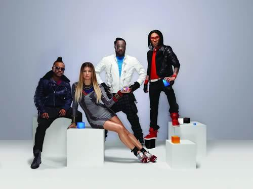新作『ザ・ビギニング』をリリースしたBlack Eyed Peas official photo by Meeno (c)Lisiten Japan