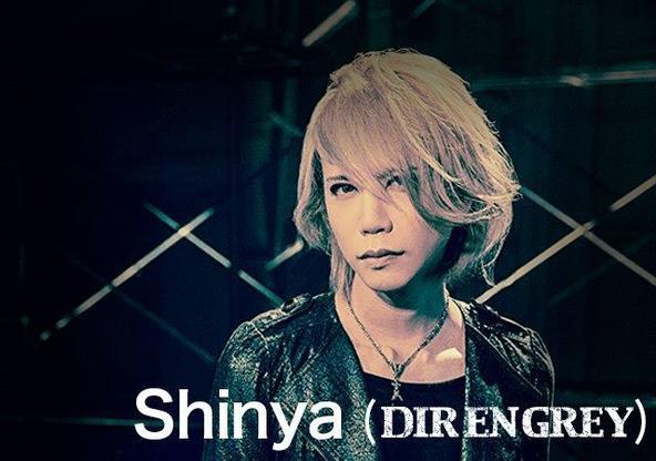 Shinya(DIR EN GREY) (okmusic UP's)