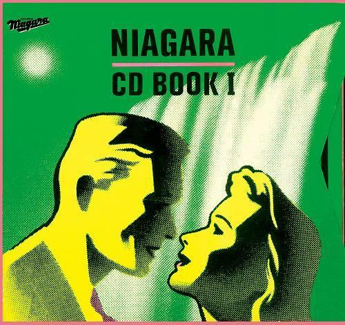 現在廃盤の作品を含むボックスNIAGARA CD BOOK I」 (c)Listen Japan